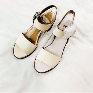 NIB franco sarto sandals size 7